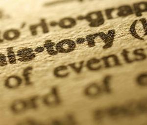 Writing history