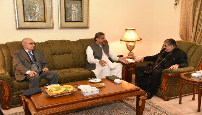 Will provide full support to Balochistan to improve security situation: PM