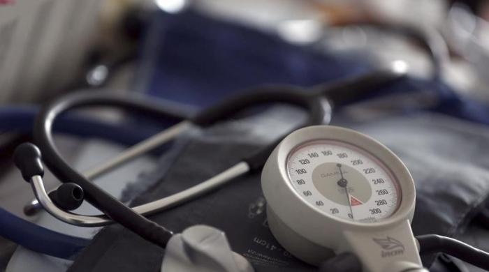 New blood pressure range means half of Americans have hypertension