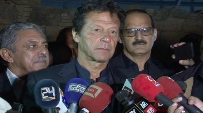 Imran Khan says PML-N govt may dissolve soon