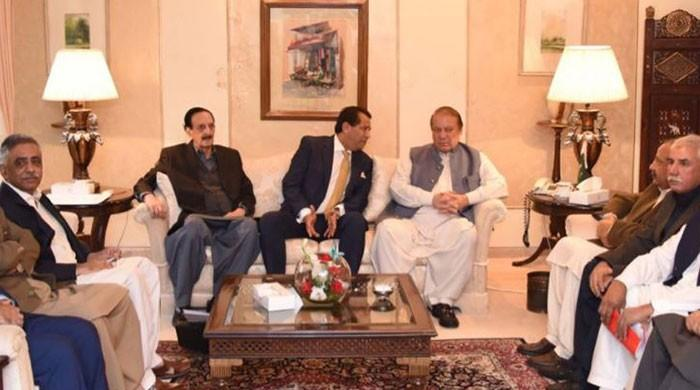 Consultative meetings under way at Punjab House