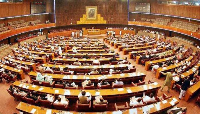Parliamentarian agreed to pass amendment for delimitation of constituencies
