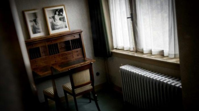 Anne Frank foundation buys her family home in Amsterdam