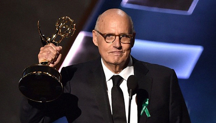 Transparent's Jeffrey Tambor accused of sexual harassment
