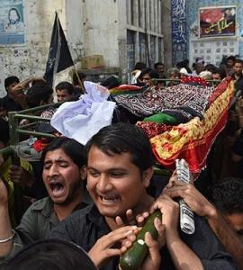 How the Sehwan suicide bombing was carried out
