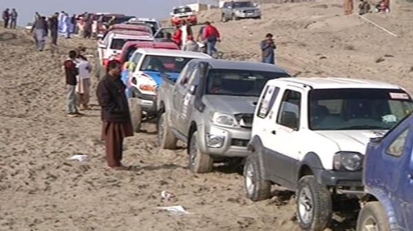 3-day jeep rally begins in Thal