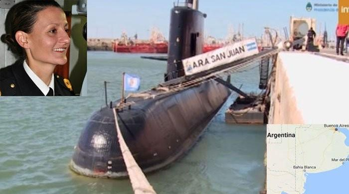 Argentine submarine goes missing with 44 crew members on board - navy