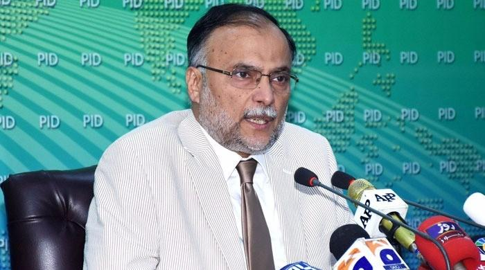 No need to protest after Khatam-e-Nabuwat clause restored, says Ahsan