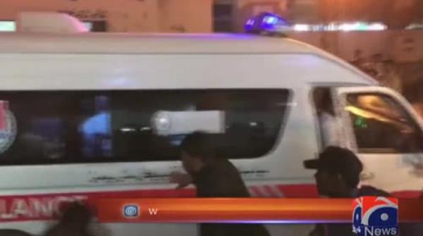 Sehwan blast suspect arrested in Karachi: CTD