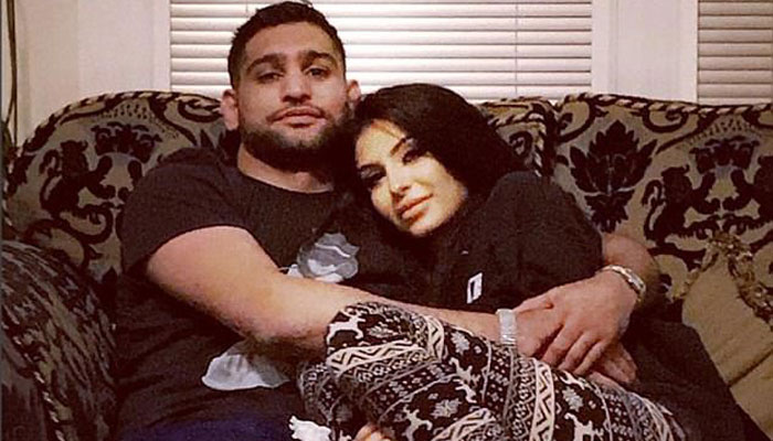 Boxer Amir Khan says he embarrassed himself during split with wife