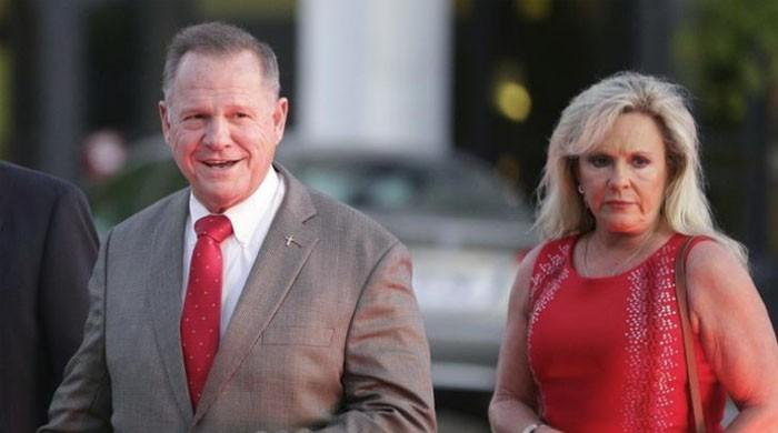 Despite sex scandals, Roy Moore 'will not stop fighting for the people': wife