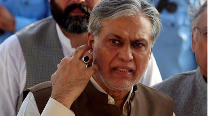 Finance Minister Ishaq Dar resigns