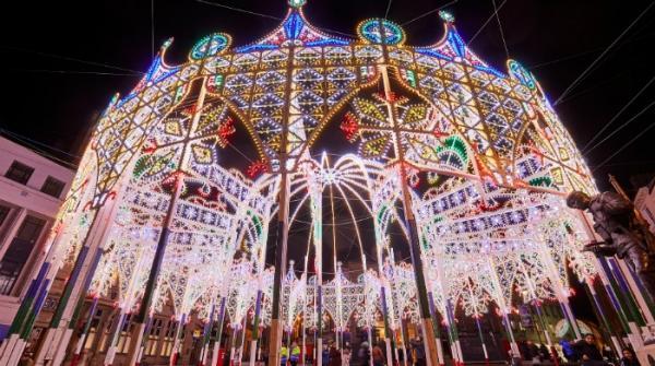 Lumiere festival lights up Durham