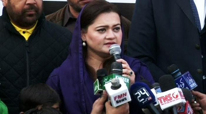 Ishaq Dar has not resigned: Marriyum Aurangzeb