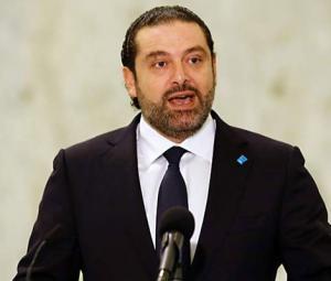 Lebanon's Hariri arrives in Paris after Saudi 'hostage' rumours