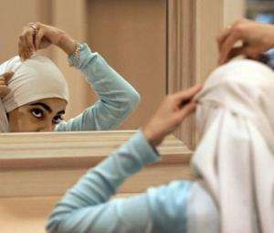 Woman denied job in India for wearing headscarf