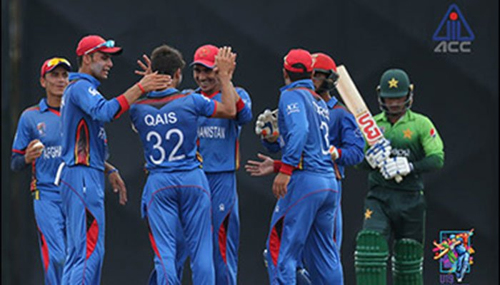 Afghan Youth Team Beats Pakistan to Win Asian Cricket Championship
