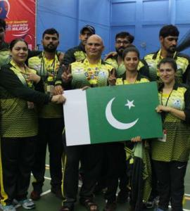 Pakistan team wins big at international rowing competition