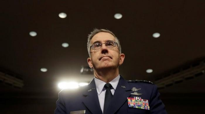 US nuclear general says would resist 'illegal' Trump strike order: CBS