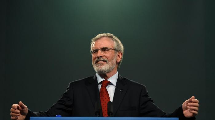 Gerry Adams to step down in end of an era for Irish nationalism