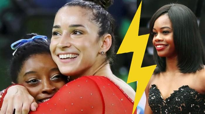 Biles, Douglas feud over Raisman 'shaming' Tweet