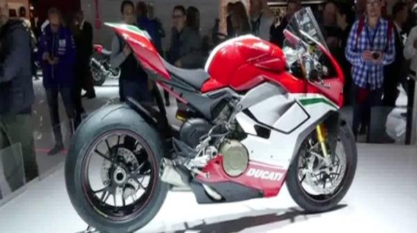 EICMA 2017 - International Cycle and Motorcycle Show