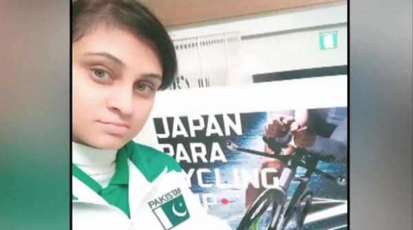 Pakistani coach Ayesha Zaman cycles towards success