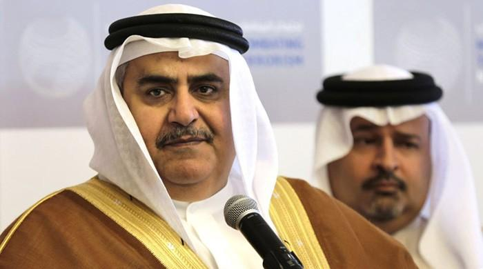 Lebanon under 'total control' of Hezbollah: Bahrain FM