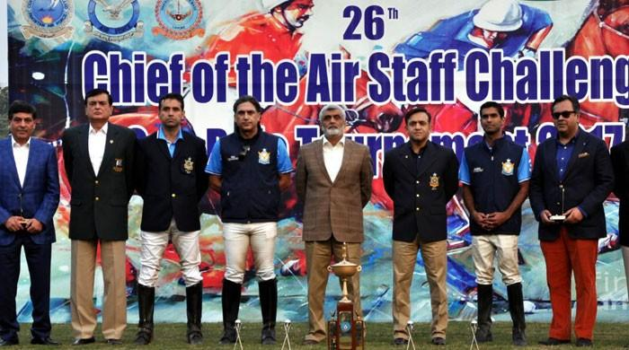PAF wins CAS Challenge Polo Cup