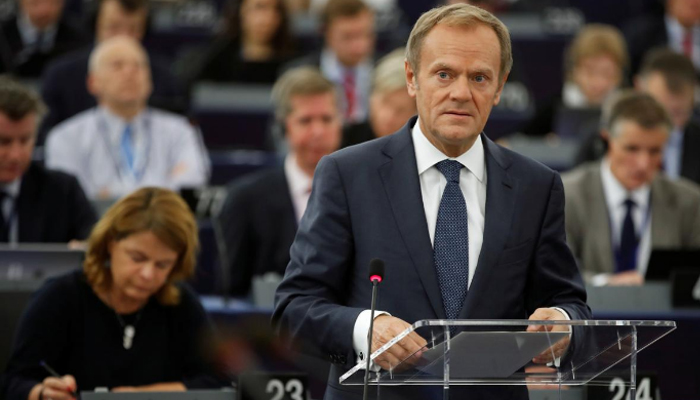 EU Council President Tusk Bashes Poland In Public