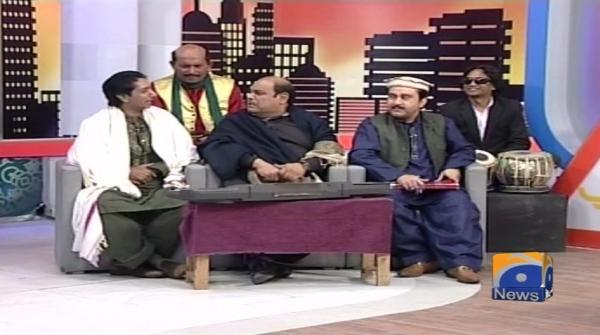 Khabarnaak - 19 November 2017