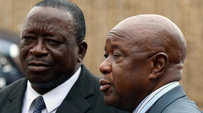 Zimbabwe war vets leader says Mugabe will be impeached