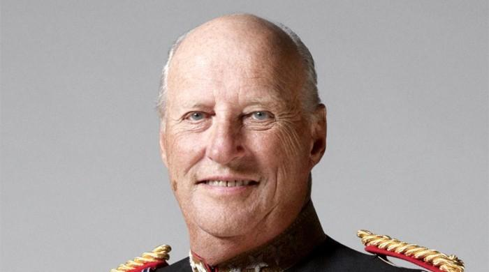 Norway's King Harald hospitalised with infection