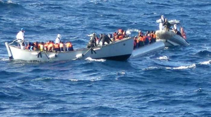 Algeria picks up 286 boat migrants en route to Europe