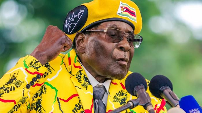What has gone down in Zimbabwe?