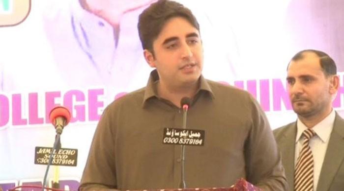 Bilawal Bhutto Zardari pays tribute to PPP leader Makhdoom Amin Fahim