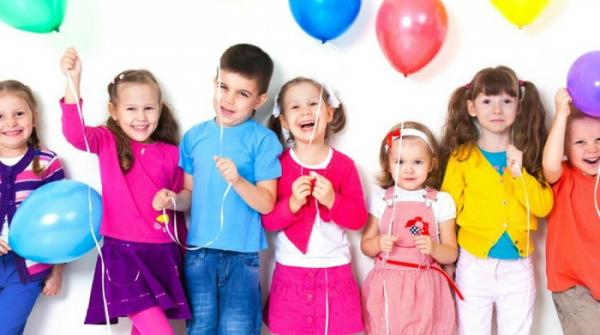 Universal Children's Day being celebrated all over the world