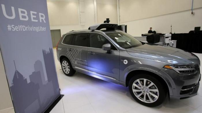 Volvo to supply Uber with self-driving cars