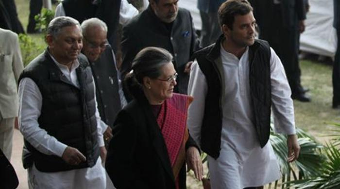 India's Rahul Gandhi set to take over as Congress party chief