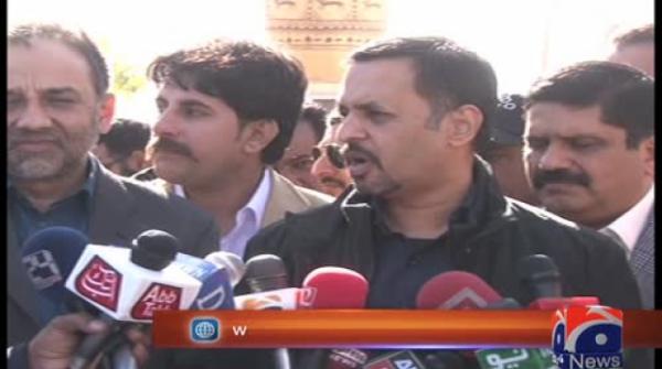 MQM will remain its founder's party: Mustafa Kamal