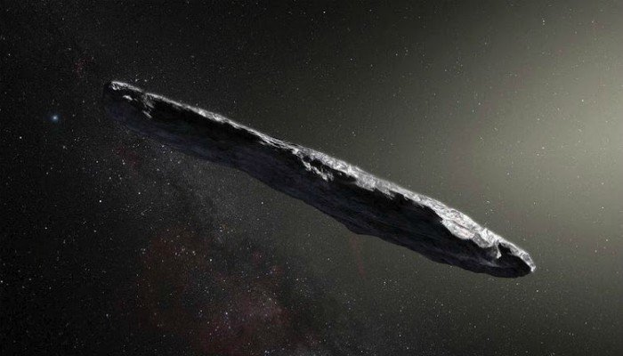 Astronomers unveil secrets of interstellar visitor