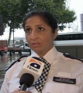 Pakistani-origin woman becomes Scotland Yard's detective superintendent