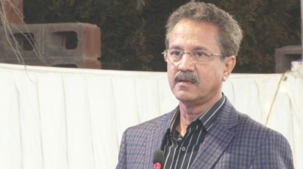 Mayor Waseem Akhtar expresses concerns on not being invited for Jahanghir Park inauguration