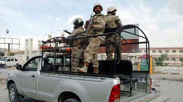 Two insurgents, FC official killed in Turbat search operation