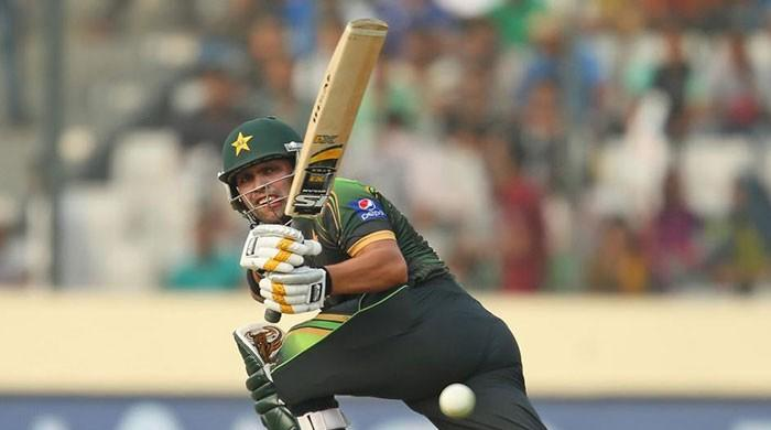 Kamran Akmal becomes first Pakistani to score four consecutive 50s in T20s