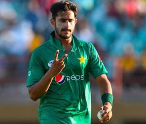 Hasan Ali penalized, fined 25pc of match fees during BPL