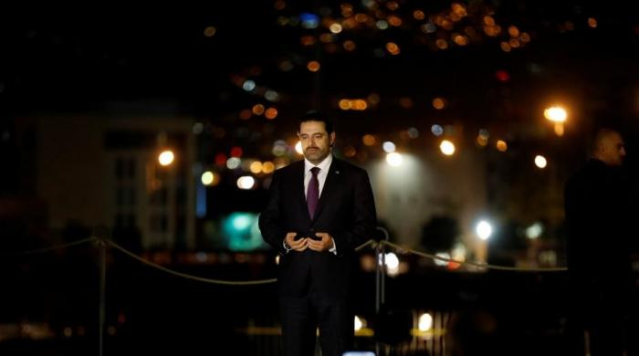 Hariri back in Lebanon for first time since quitting as PM