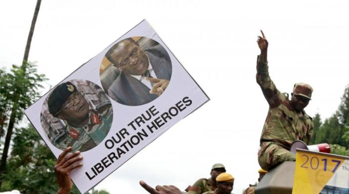 France welcomes Mugabe's decision to resign