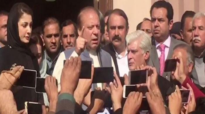 PTI not a political, democratic party: Nawaz Sharif