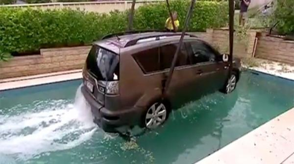 Vehicle mishaps in Japan and Australia